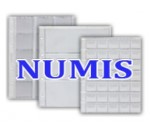 Листы для монет (формат Нумис)