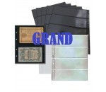 Листы для бон и марок (формат Гранд)
