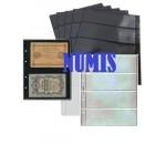 Листы для бон и марок (формат Нумис)