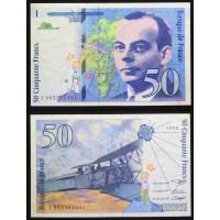 Банкнота Франция 50 Франков 1993 год.