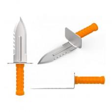 Нож-совок Scoopal Digger Quest металический