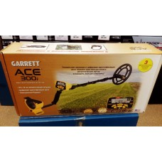 Металлоискатель Garrett ACE 300i, новый