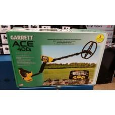 Металлодетектор Garrett ACE400i starter, новый
