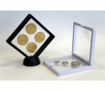 Футляры (экраны) для монет с подставкой