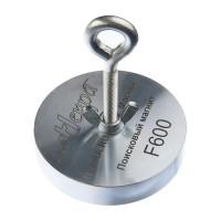 Односторонний поисковый магнит F600 (Непра)