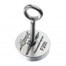 Односторонний поисковый магнит F200 (Непра)