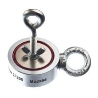 Поисковый двухсторонний магнит F200*2 (Непра)
