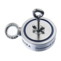 Поисковый  двухсторонний магнит F120*2 (Непра)