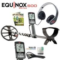 Металлоискатель Minelab EQUINOX 600 + ПОДАРКИ
