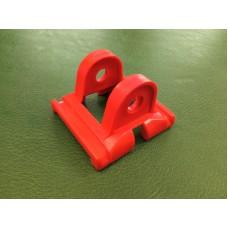 "Защитная накладка на уши катушки Minelab Equinox 11"", красная"