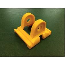 "Защитная накладка на уши катушки Minelab Equinox 11"", жёлтая"