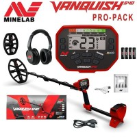 Металлоискатель Minelab Vanquish 540 Pro-Pack