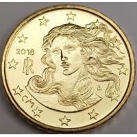 10 Евроцентов 2018 год. Италия