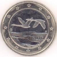1 Евро 2016 год. Финляндия