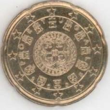 20 евроцентов 2005 год. Португалия