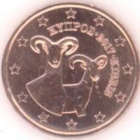 2 Евроцента 2017 год. Кипр