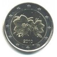2 Евро 2010 год. Финляндия