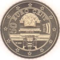 50 Евроцентов 2018 год. Австрия