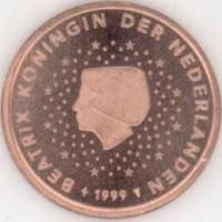 5 Евроцентов 1999 год. Нидерланды