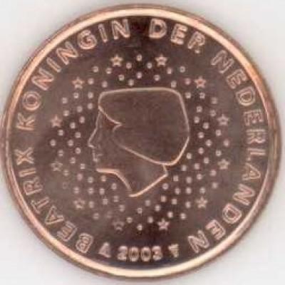 5 Евроцентов 2003 год. Нидерланды