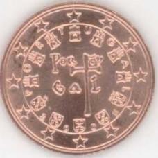 5 евроцентов 2005 год. Португалия