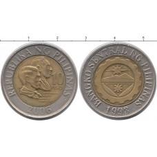 10 песо 2006 год. Филиппины