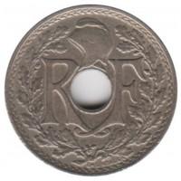 10 сантимов 1936 год. Франция.