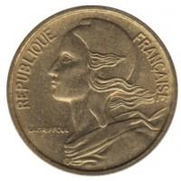 10 сантимов 1993 год. Франция.