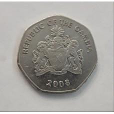 1 даласи 08 год. Гамбия
