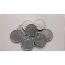 1 иена. Япония