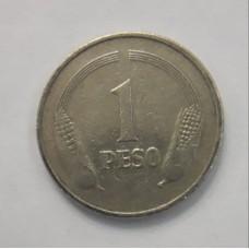 1 песо 1977 год. Колумбия