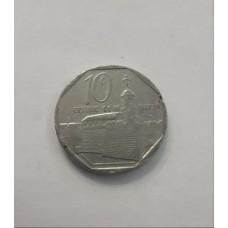 10 сентаво 1994 год. Куба