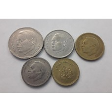 Набор монет Марокко