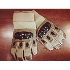 Перчатки EDGE Tac-Force, бежевые, новые