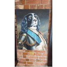 """Картина """"Портрет короля Филиппа"""""""