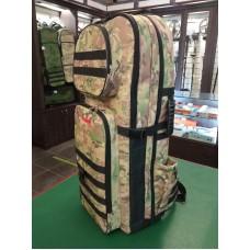 Рюкзак кладоискателя Люкс (складной), расцветка Multicam