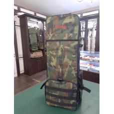 Рюкзак кладоискателя Премиум (складной), расцветка Woodland