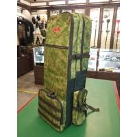 Рюкзак кладоискателя Премиум (складной), расцветка Пиксель