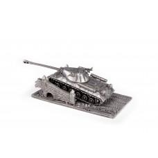 Модель Танка ИС-3 масштаб 1/72 с подставкой