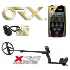 Металлоискатель XP ORX (катушка 28 X35, блок, наушники WSA)