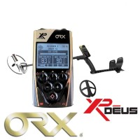 МЕТАЛЛОДЕТЕКТОР XP ORX (КАТУШКА 22.5 HF, БЕЗ НАУШНИКОВ, БЛОК)