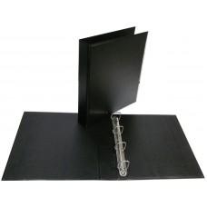 Альбом вертикальный 270х320 мм, Grand, (Коллекция, широкий корешок) ПВХ, без листов