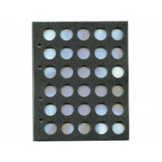 Лист для пивных пробок на 30 мест размер 200х250 мм, формат Оптима.