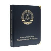 Альбом для юбилейных монет ГДР (7 листов)