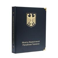 Альбом для юбилейных монет ФРГ (6 листов)