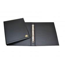 Альбом вертикальный 210x230мм, формат Numis (без листов) ПВХ