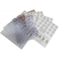 Комплект разделителей с листами  для  разменных монет России с 1997-2016 г.