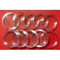 Капсулы для монет Ø 33 мм. Производитель: КНР