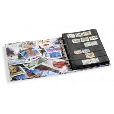 Альбом для марок, на 10 страниц. Leuchtturm
