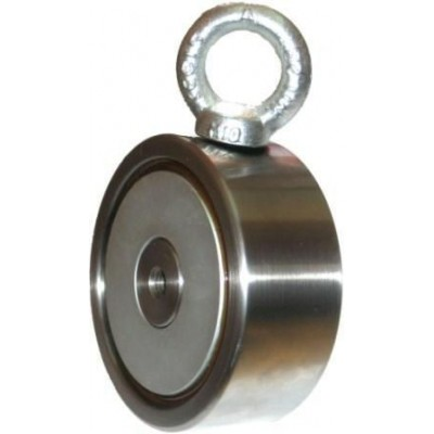 Поисковый  двухсторонний магнит F200*2 (ЗАО Редмаг)